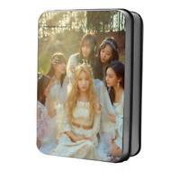 Kpop Gfriend Time for US Polaroid Lomo Photo Card Ye Rin Eun Ha HD Photocard