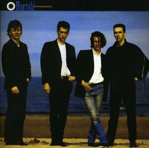 HURRAH! The Beautiful (2009) reissue 12-track CD album NEW/SEALED