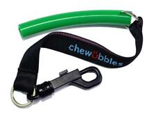 Chewubbles Big Strong Tube with Clip + Tether Autism Biting Chew Tube SEN ADHD