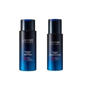 Laneige Homme NEW Blue Energy Essence in Lotion OR Skin Toner (3 Choices)