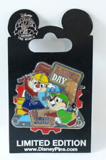Disney Chip & Dale Labor Day 2010 Limited Edition Pin