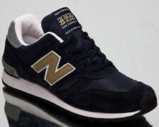 New Balance 670 Hergestellt in UK Herren Marine Gold Silber Niedrig Lifestyle