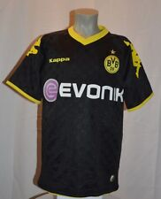 Trikot von Borussia Dortmund, Saison 2010/2011, Größe 164, Kappa  #32 DA SILVA