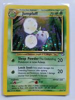 Pokemon Jumpluff Holo Neo Genesis Englisch (7/111-70 HP)