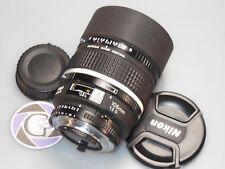 Nikon AF-DC Nikkor 105 mm F/2 D Objektiv - 12 Monate Gewährleistung