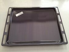 INDESIT DFW5544CIX OVEN TRAY ROASTING PAN GREASE TRAY 478 x 365m GENUINE PART