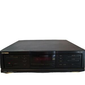Fisher Studio Standard DAC-503 Automatic Digital 5 Disc CD Changer Tested Works
