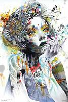 "Laminated Circulation Poster Minjae Lee (24""x36"")"
