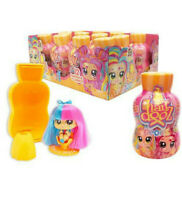 (1) Hairdooz Neonz frooty scent collectible toy-Look 4 rare glow in the dark