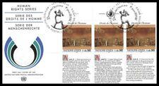 Nations Unies (Série les droits de l'homme) 1992 FDC - 1