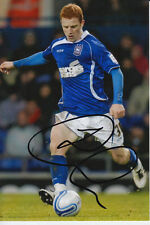IPSWICH TOWN HAND SIGNED JACK COLBACK 6X4 PHOTO.