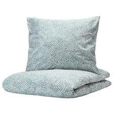 4 tlg Ikea Bettwäscheset 140x200 Bettbezug Bettwäsche Set Bettwaren Bettgarnitur