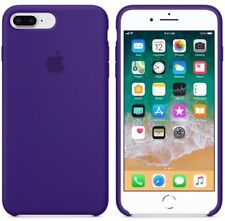 """ULTRA VIOLET GENUINE ORIGINAL Apple silicon case for iPhone 8 Plus/7 Plus 5.5"""""""
