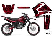 Yamaha TTR125 TTR 125 Dirt Bike Graphic Sticker Kit Decal Wrap MX 00-07 HAVOC R