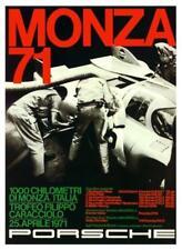 Porsche *POSTER* 911 917 911S -  1971 Monza - Race Car  - AMAZING ART PRINT