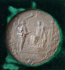 More details for city of london medal, imperial volunteers in original case