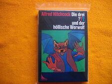 Die drei ??? Fragezeichen und der höllische Werwolf VQ=Erstausgabe (EA)