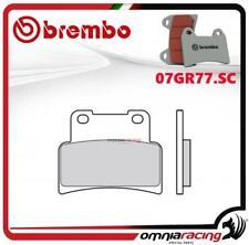 Brembo SC - pastillas freno sinterizado frente para Sym Maxsym 400 2011>