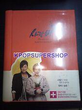 Love Rain Sarangbi OST CD DVD Photobook NEW Jang Keun Suk Seo In Guk Yoona Rare