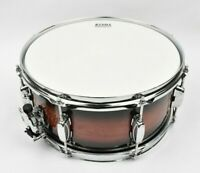 "TAMA SUPERSTAR CLASSIC MAPLE SNARE DRUM 6.5"" X 14"" MAHOGANY BURST"