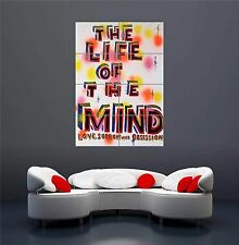 THE LIFE OF THE MIND COLOURFUL NEW GIANT WALL ART PRINT PICTURE POSTER OZ656