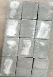 CONCRETE BLOCK PAVING 50mm  B GRADE MIN ORDER 3 PACKS
