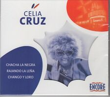 "Celia Cruz ""Encore"" NEW & SEALED CD - 16 Tracks - 1st Class Post From The UK"