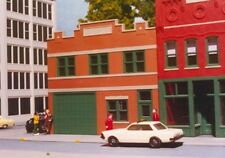 Smalltown USA/RIX -HO #699-6007 City Buildings -- Cab Company NIB