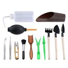 eBoot 13 Pieces Mini Garden Hand Tools Transplanting Tools Succulent Tools