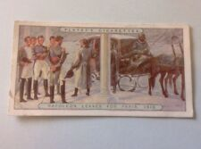 Napoleon Leaves For Paris, JPS Card, 24/25, Collectable!!!