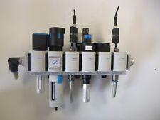 Festo MS4-EM1-1/4-S, MS4-LFR-1/4-D7-ERV-AS, MS4-FRM-1/4, MS4-EE-1/4-V24,