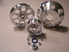 Underdrive Pulley Kit Set fits Nissan 240SX 95 96 97 98 SR20DET S14 S15