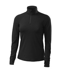 Specialized Shasta Long Sleeve Jersey Black/Heather Women's M NEW
