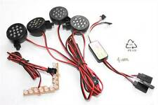KM T1000 LED Lights Kit Fits 1/5th Scale RC Baja 001 5B 5T 2.0 3.0 Upgrade Part