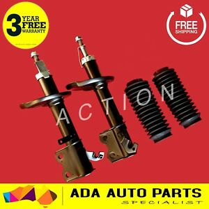 2 Front Struts For Nissan XTrail T30  GT Gas Shock Absorbers 01-10/2007