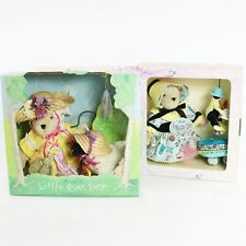 Little Miss Muffy & Little Bear Peep Muffy Vanderbear Collection Limited Edition