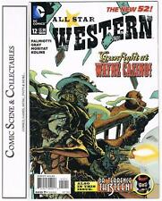 ALL STAR WESTERN  #12  {2012}  DC,  THE NEW 52