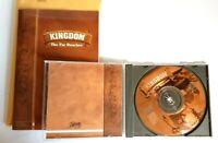 Kingdom Book One The Far Reaches 1995 PC game Disc & Manual No big box