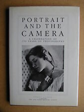 Portrait And The Camera: A Celebration of 150 Years of Photography. 1989 HB DJ
