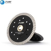 "4.5"" Diamond Turbo Cutting Disc 115mm Circular Saw Blade for Granite Concrete"
