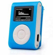 MP3 Lecteur Musique avec Écran Numérique LCD Radio Fm Support Jusqu'à 32 GB
