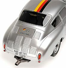 1 18 Minichamps Porsche 356 B 1600 GS Carrera GTL Abarth Solitude 1962 L.e1/999