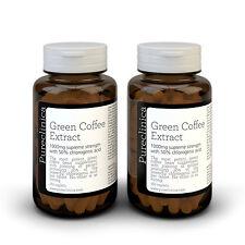 """2x Grano Café Verde """"La píldora milagrosa que puede quemquemar grasarápidamente"""""""