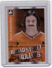 OREST KINDRACHUK 11/12 ITG Broad Street Boys Base Card 28 Philadelphia Flyers SP