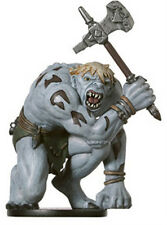 D&D MINIATURES HUNCHED GIANT 51/60 R UNDERDARK