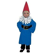 Travelocity Roaming Gnome Toddler Costume 3T 4T 3 4 NIP