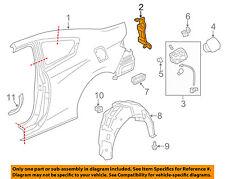 HONDA OEM-Taillight Tail Light Lamp Bracket Mount Pocket Left 63720T3L405ZZ