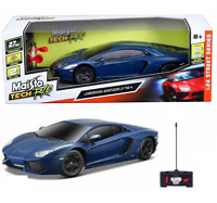 RC Radio Controlled Lamborghini Aventador Maisto 1:24 Scale LP700-4 Toy Car 057P