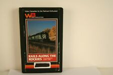 VHS Rails Along the Rockies Colorado's Joint Line - WB Video Productions