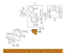 AUDI OEM 08-16 S5 Air Cleaner Intake-Boot Hose Duct Tube 8R0129739